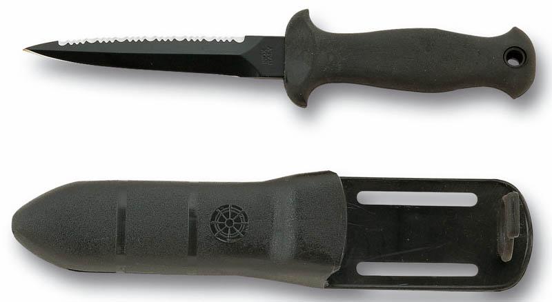 Нож для подводной охоты своим руками