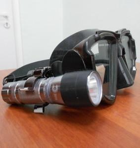 намасочный фонарь
