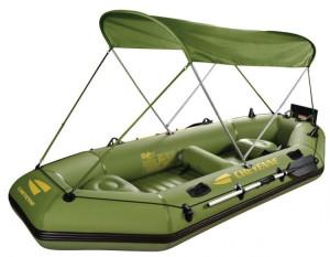 лодка пвх навесик