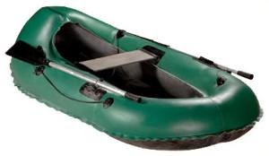 резинавая лодка