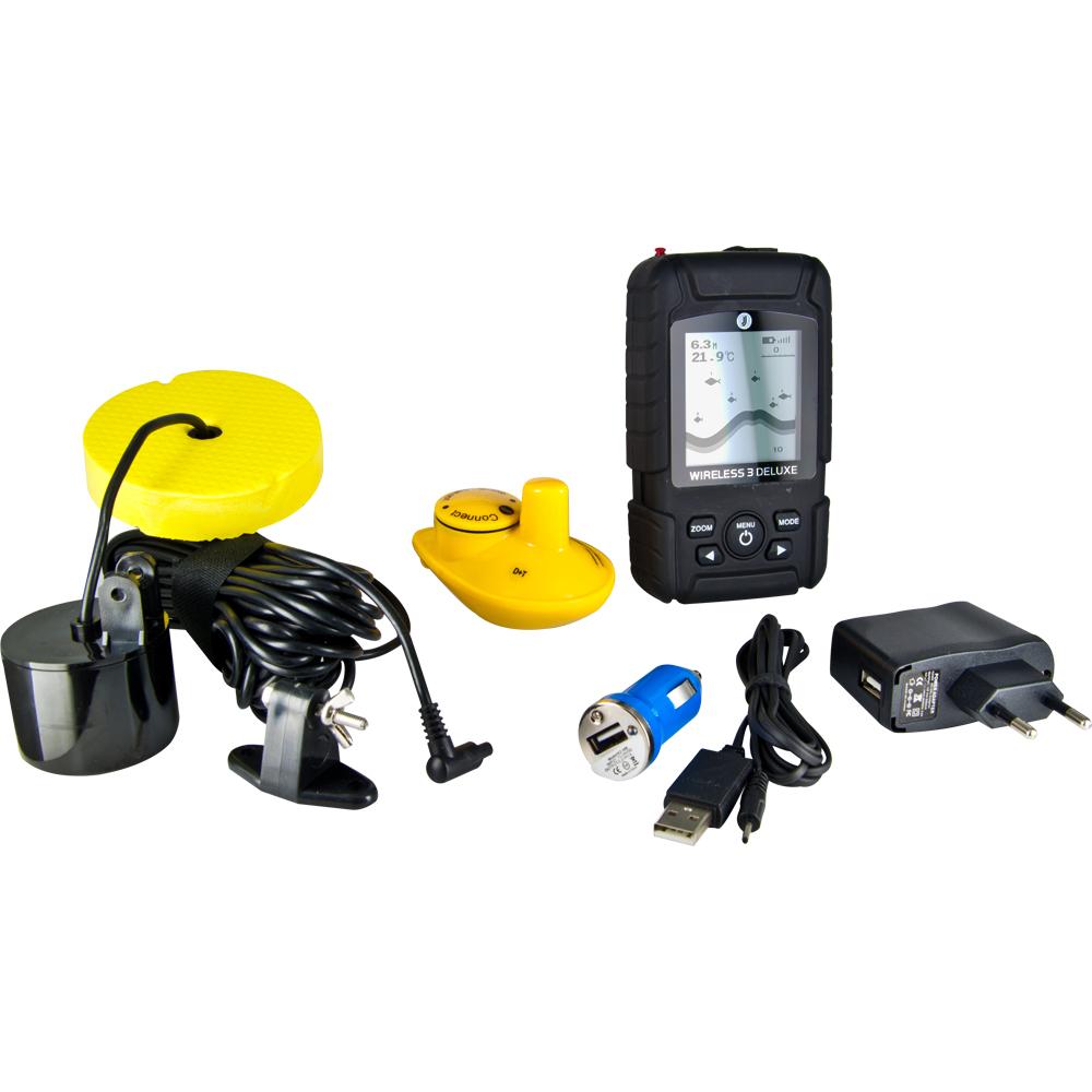 wireless fishfinder ffw718 схема датчика