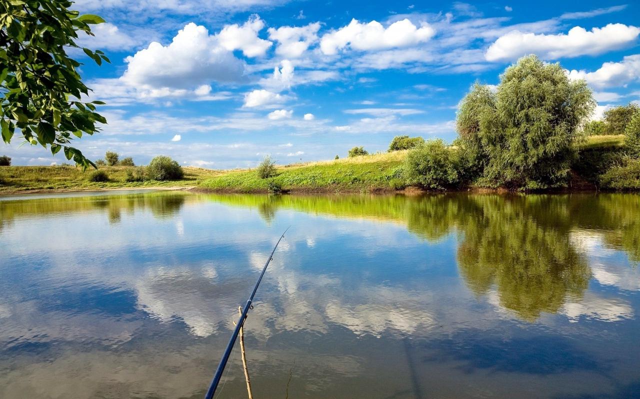 обои для рабочего стола  рыбалка № 549878 бесплатно