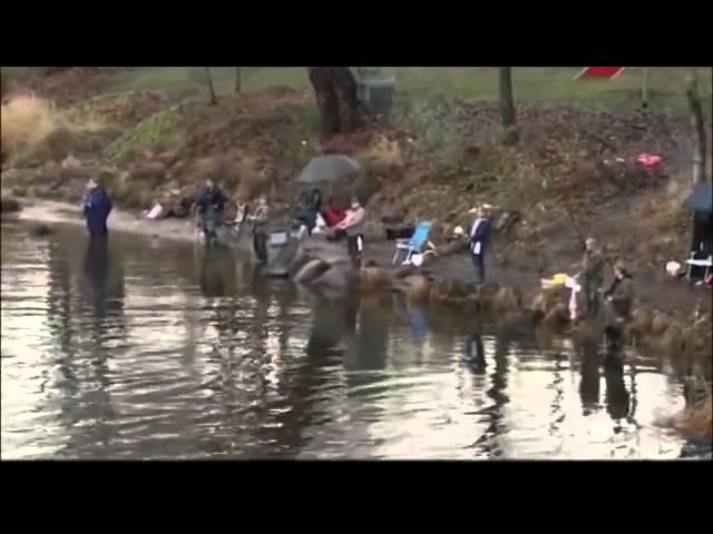 Техника ловли плотвы на поплавочную удочку