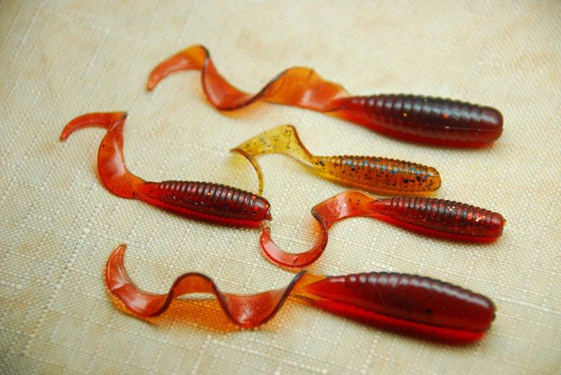 Как сделать твистер в домашних условиях для рыбалки