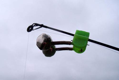 Колокольчик рыболовный